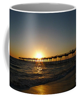 Hermosa Beach Sunset Coffee Mug