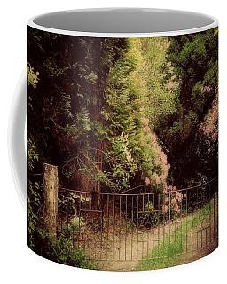 Coffee Mug featuring the photograph Hidden Garden by Marilyn Wilson
