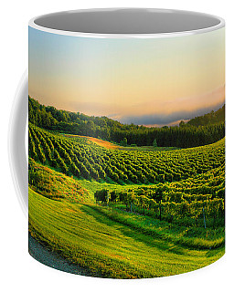 Hill-top Vineyard Coffee Mug
