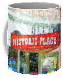 Historic Place Ogden Utah Coffee Mug