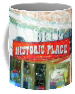 Historic Place Ogden Utah Coffee Mug