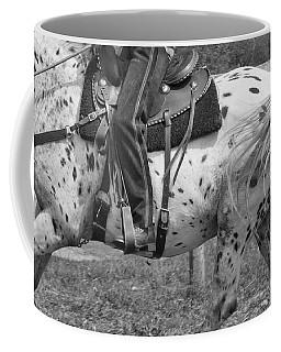 Hittin The Trail Coffee Mug