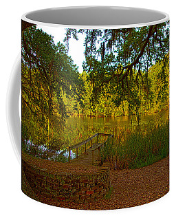 Hobcaw Barony Pond Coffee Mug