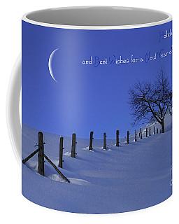 Holiday Greetings Coffee Mug