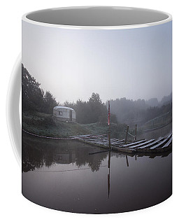 Holiday Island Coffee Mug