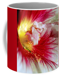Hollyhock And The Ant Coffee Mug