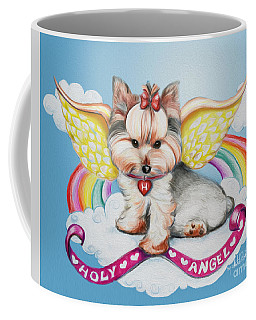 Holy Angel Coffee Mug