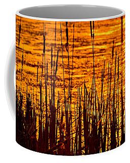 Horicon Cattail Marsh Wisconsin Coffee Mug