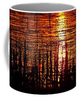 Horicon Marsh Sunset Wisconsin Coffee Mug