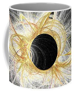 Coffee Mug featuring the digital art Horizon by Kim Sy Ok