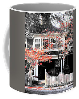 House In Cooper Young Coffee Mug