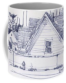 House Sketch One Coffee Mug