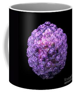 Coffee Mug featuring the digital art Human Papilloma Virus  10 by Russell Kightley