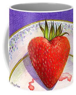 I Love You Berry Much Coffee Mug