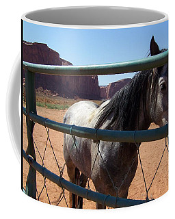 Coffee Mug featuring the photograph I Want To Break Free by Dany Lison