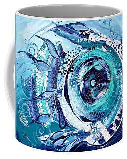 Icehole Fish Coffee Mug