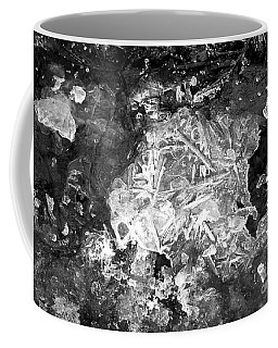 Coffee Mug featuring the photograph Icy Road by Chalet Roome-Rigdon