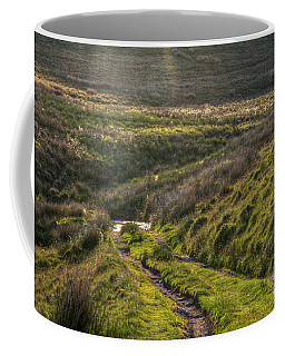 Icy Track Coffee Mug