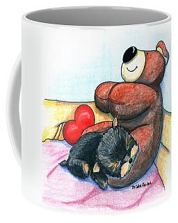I'm Glad We Are Friends Coffee Mug