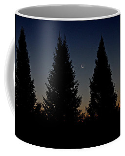 Coffee Mug featuring the photograph Impending Sunrise by Penny Meyers