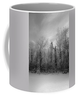 Impressionist Snow Coffee Mug