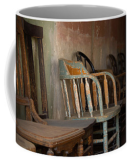 Coffee Mug featuring the photograph In Another Life - Another Time by Vicki Pelham