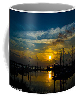 In For The  Night Coffee Mug by Shannon Harrington