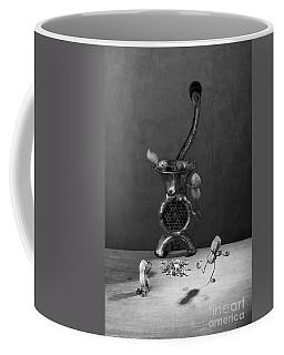 In The Meat Grinder 02 Coffee Mug