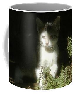 In The Shadows Coffee Mug by Mark Gilman