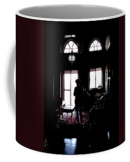 In The Shadows Coffee Mug