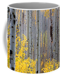 Coffee Mug featuring the photograph In The Thick Of Things by Jim Garrison