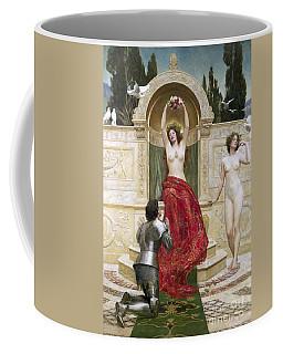 In The Venusburg Coffee Mug