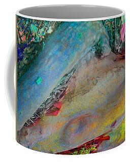 Coffee Mug featuring the digital art Inner Peace by Richard Laeton