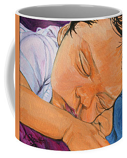Innocence Coffee Mug by Wendy Shoults