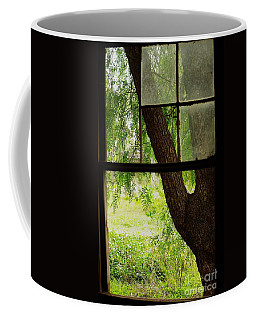 Inside Looking Out Coffee Mug