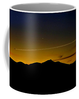 Into The Sunset Coffee Mug by John Selmer Sr
