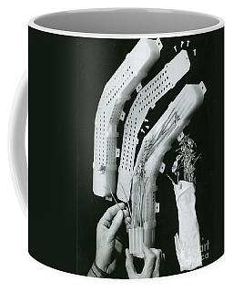 Ionizing Radiation Plant Experiment Coffee Mug