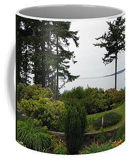 Coffee Mug featuring the photograph Island Paradise by Rand Swift