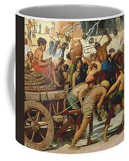 Israel In Egypt Coffee Mug