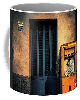 Italian Gasoline Coffee Mug