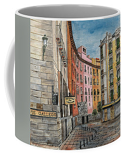 Italian Village 2 Coffee Mug