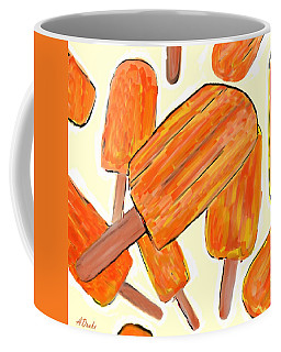 Its Raining Dreamsicles Coffee Mug