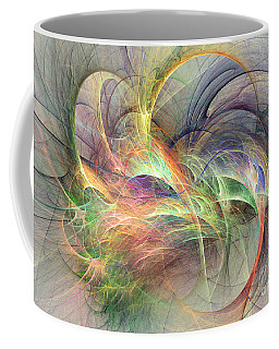 I've Made Up My Mind Coffee Mug