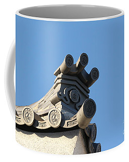 Japanese Rooftop Coffee Mug