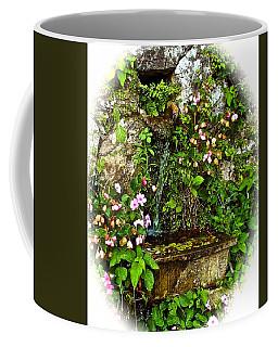 Japanese Water Feature Coffee Mug