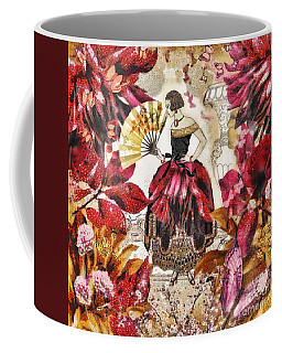 Jardin Des Papillons Coffee Mug