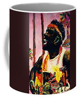 Jazz Musician Coffee Mug