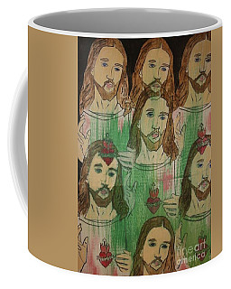 Jesus Coffee Mug