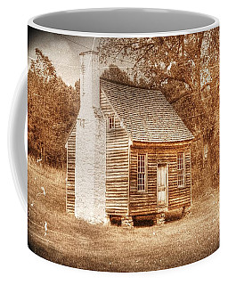 Joel Sweeney Cabin Coffee Mug by Dan Stone