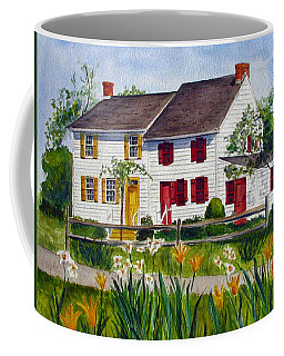 John Abbott House Coffee Mug